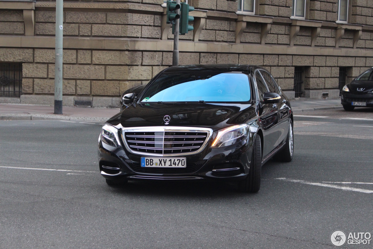 Mercedes maybach s600 31 october 2016 autogespot for 2008 mercedes benz s600