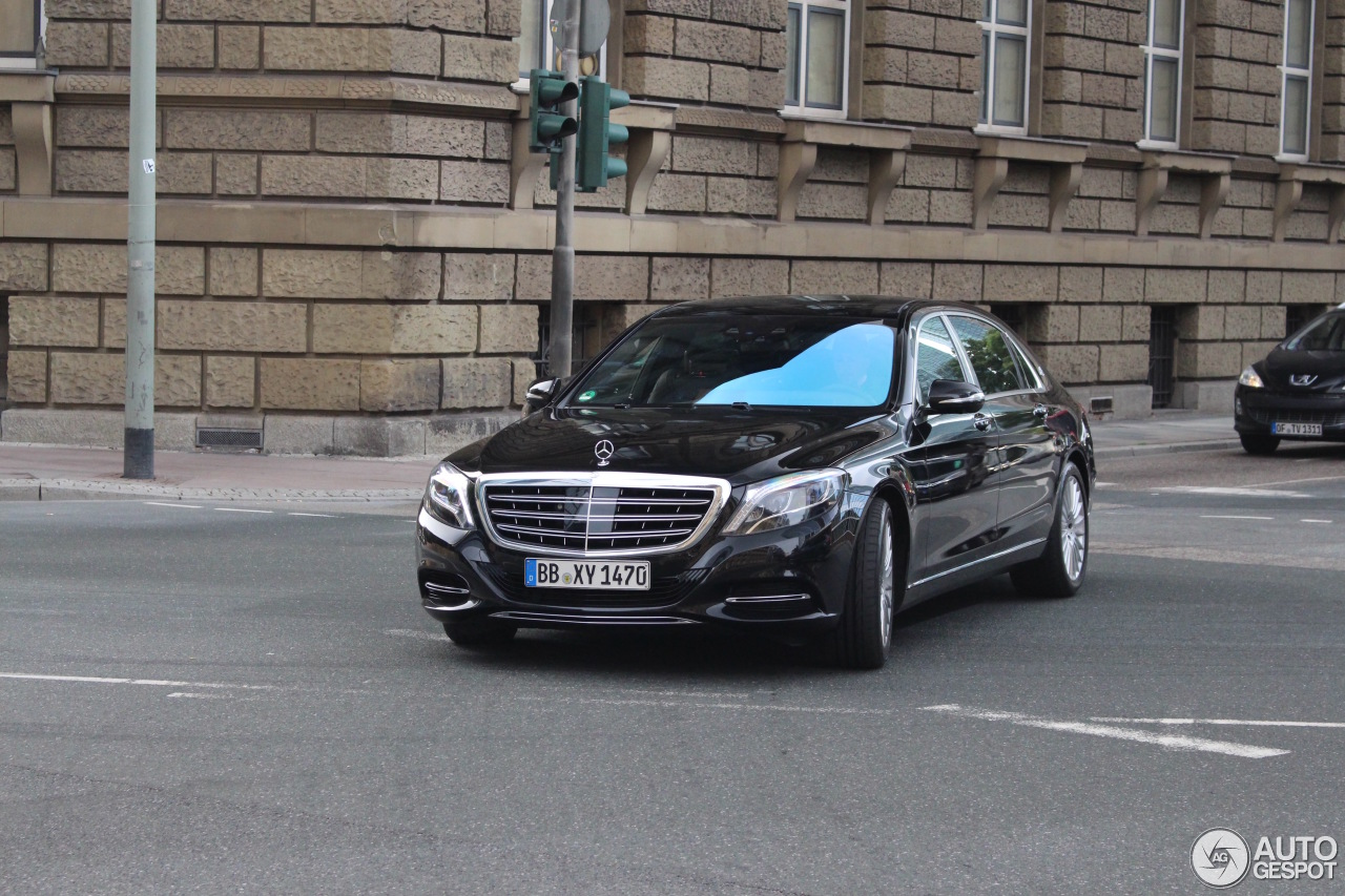 Mercedes maybach s600 31 october 2016 autogespot for 2008 mercedes benz s600 for sale
