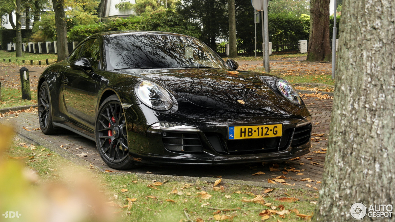 porsche 991 carrera 4 gts 31 october 2016 autogespot. Black Bedroom Furniture Sets. Home Design Ideas