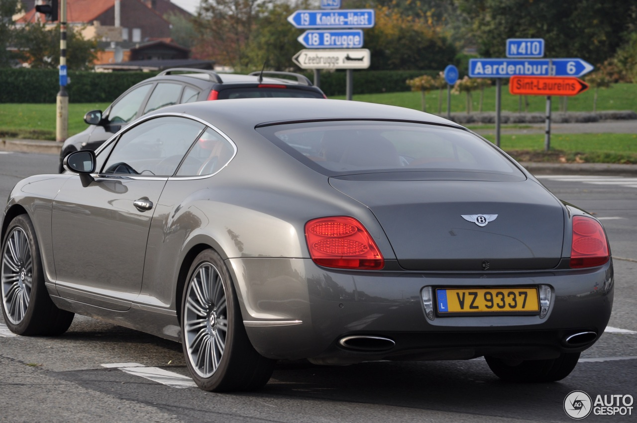 bentley continental gt speed 1 november 2016 autogespot. Cars Review. Best American Auto & Cars Review