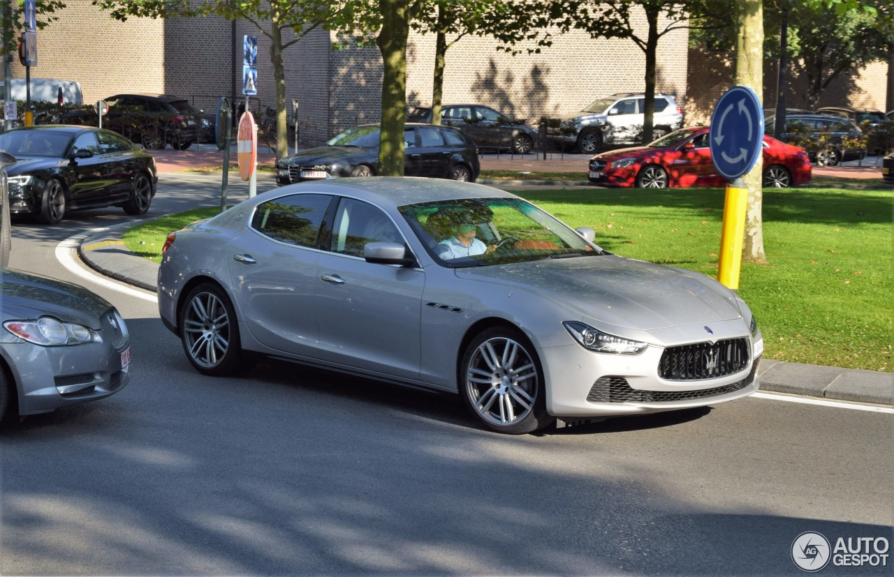 Maserati Ghibli 2013 1 November 2016 Autogespot