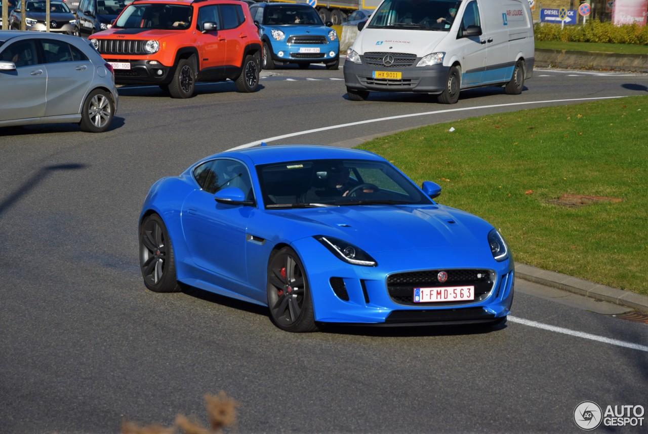 Jaguar F TYPE S AWD Coupé British Design Edition
