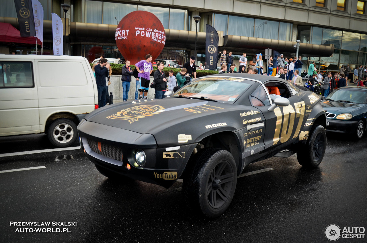 Local Motors Rally Fighter 2 Listopad 2016 Autogespot