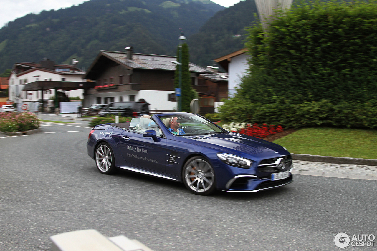 mercedes amg sl 65 r231 2016 2 november 2016 autogespot. Black Bedroom Furniture Sets. Home Design Ideas