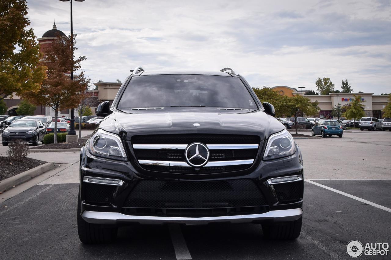 Mercedes benz gl 63 amg x166 2 november 2016 autogespot for Mercedes benz gls 2016