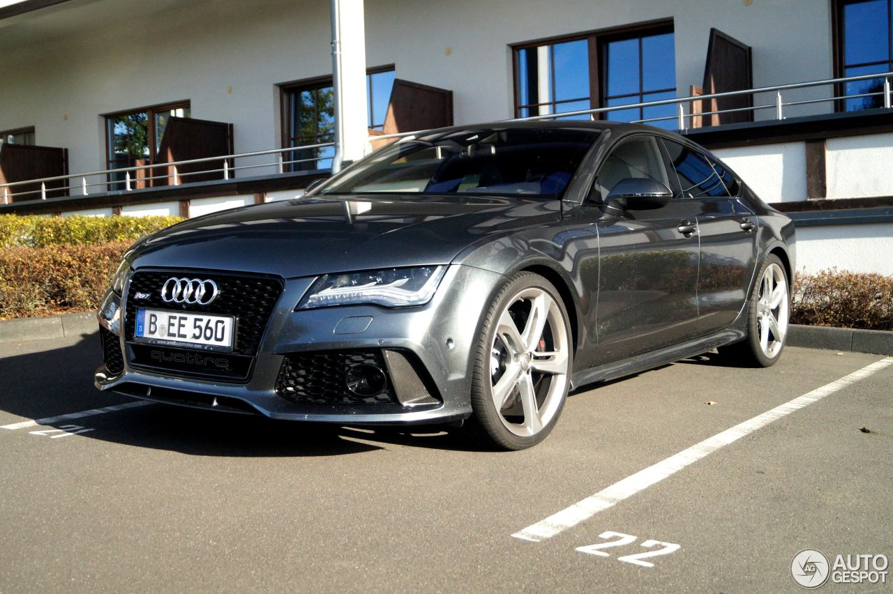 audi rs7 sportback 3 november 2016 autogespot. Black Bedroom Furniture Sets. Home Design Ideas