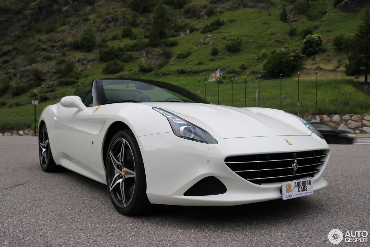 Ferrari California T 3 November 2016 Autogespot
