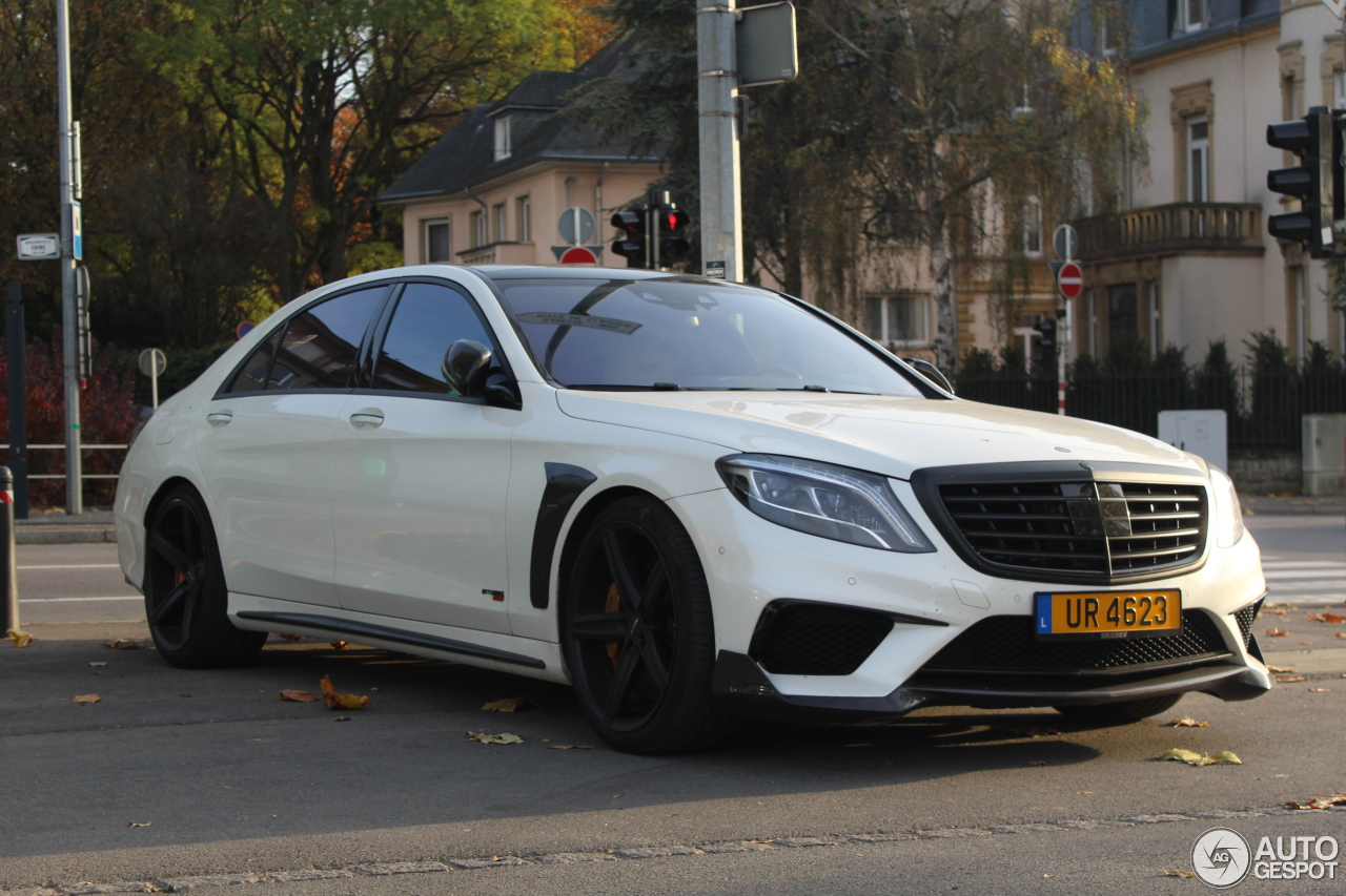 Mercedes benz brabus s b63s 730 v222 3 november 2016 for Mercedes benz luxembourg