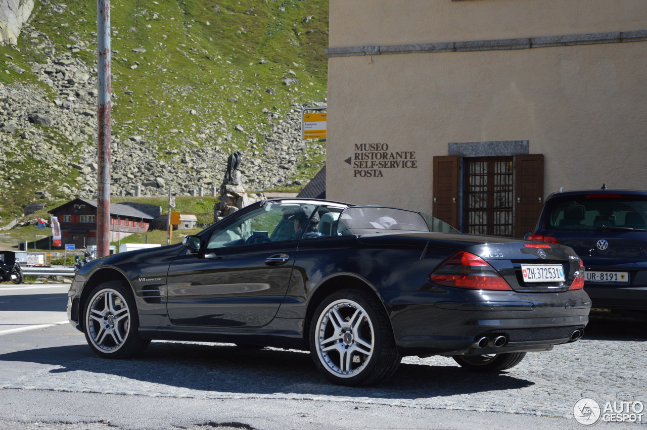 mercedes benz sl 55 amg r230 3 november 2016 autogespot