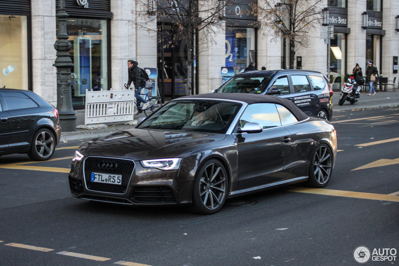 audi rs5 cabriolet b8 4 november 2016 autogespot. Black Bedroom Furniture Sets. Home Design Ideas