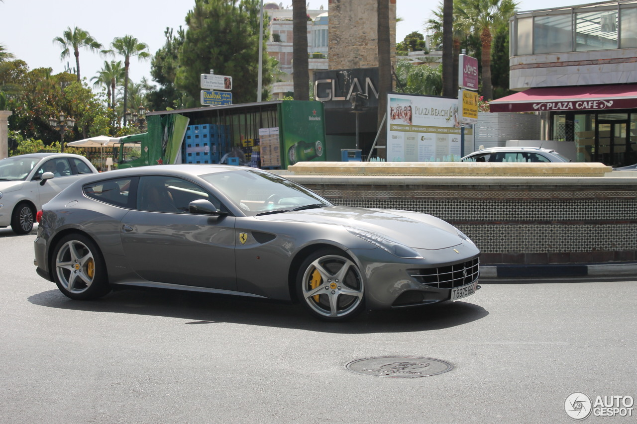 ferrari ff 4 november 2016 autogespot. Black Bedroom Furniture Sets. Home Design Ideas