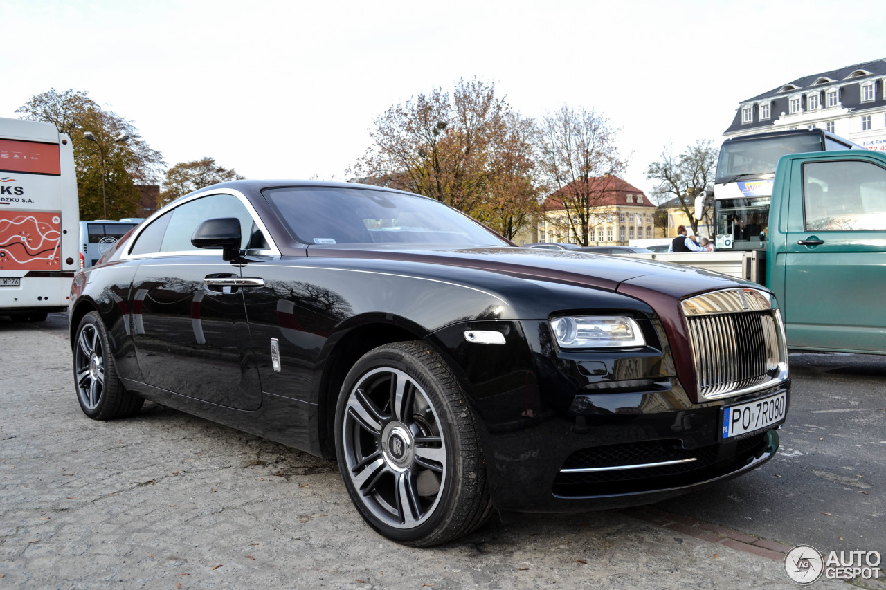 rolls royce wraith 4 november 2016 autogespot. Black Bedroom Furniture Sets. Home Design Ideas