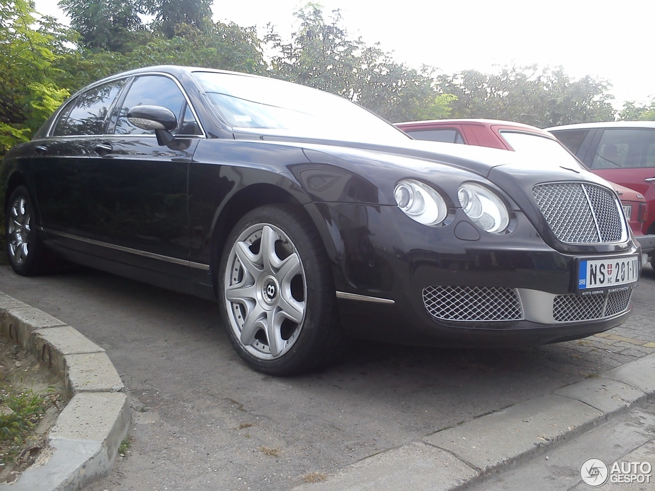 bentley continental flying spur 5 november 2016 autogespot. Cars Review. Best American Auto & Cars Review