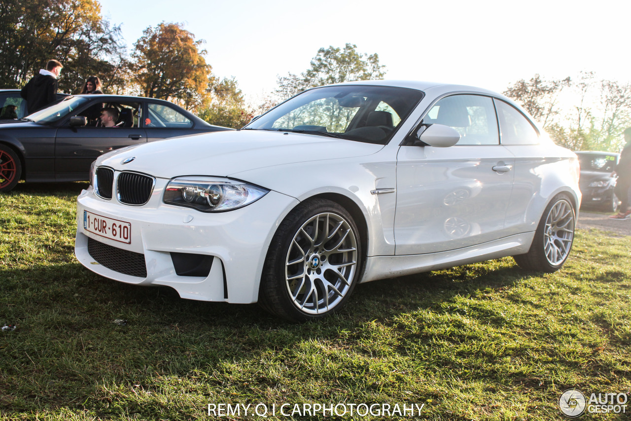 bmw 1 series m coup 5 november 2016 autogespot. Black Bedroom Furniture Sets. Home Design Ideas