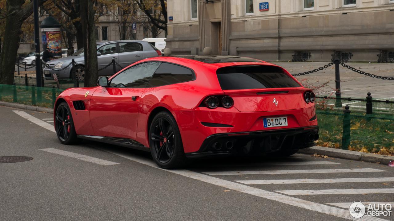 Ferrari Gtc4lusso 5 November 2016 Autogespot