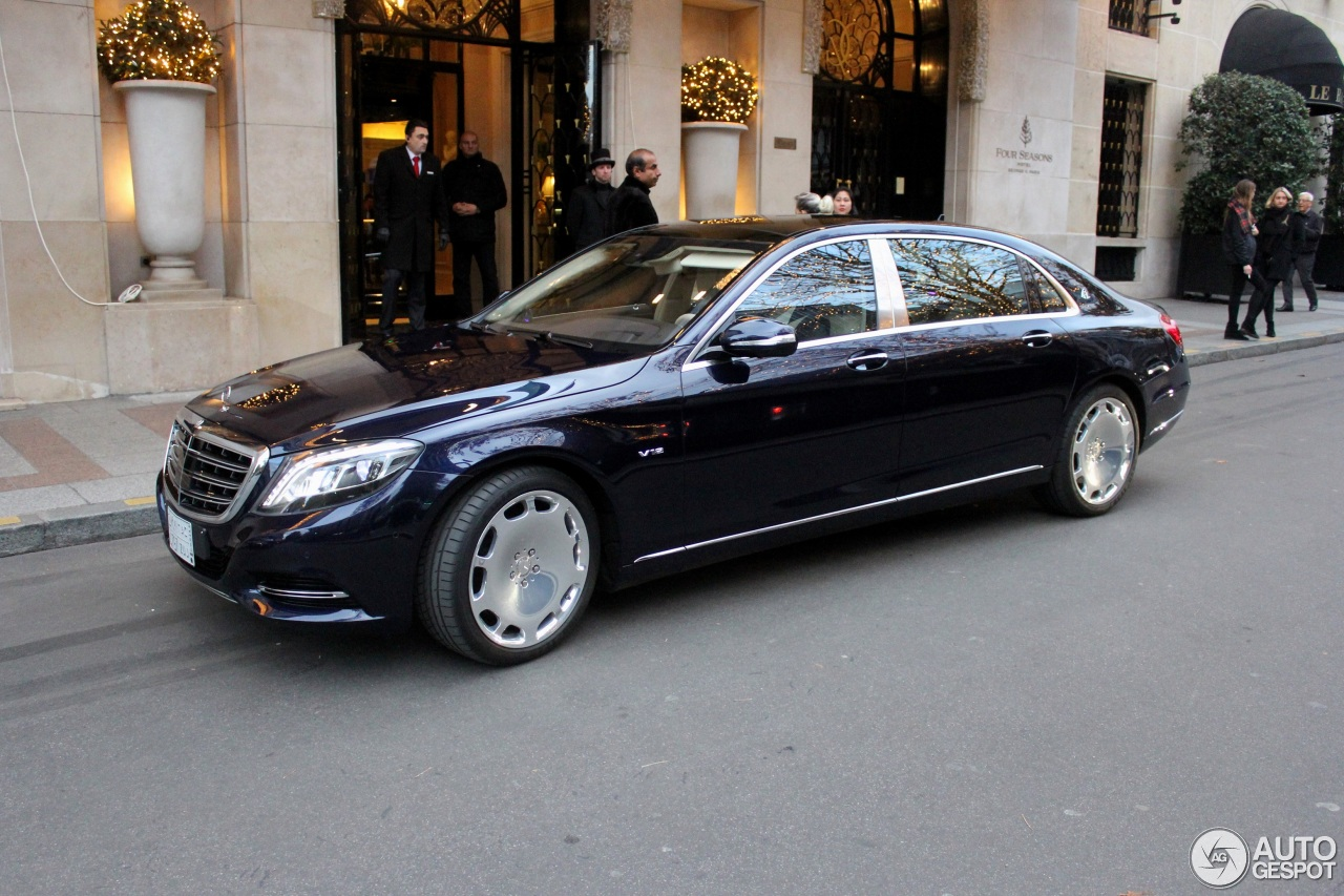 mercedes maybach s600 5 november 2016 autogespot