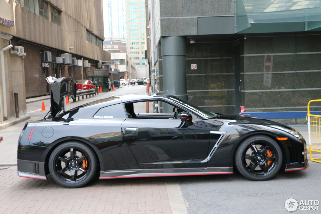Nissan GT-R 2016 Nismo - 5 November 2016 - Autogespot