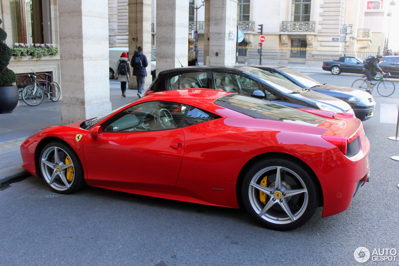 Ferrari 458 Italia 6 November 2016 Autogespot