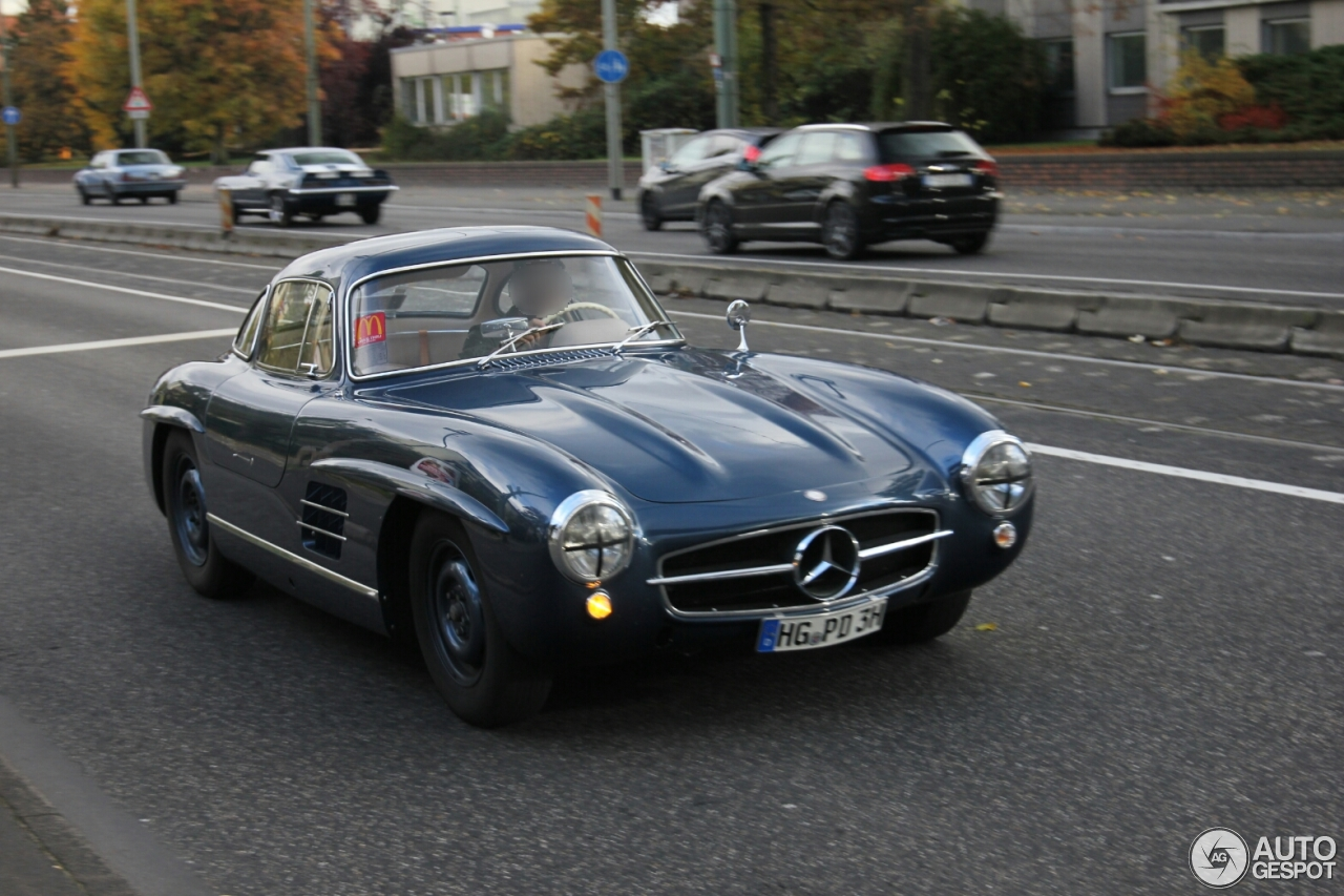 mercedes benz 300sl gullwing 6 november 2016 autogespot