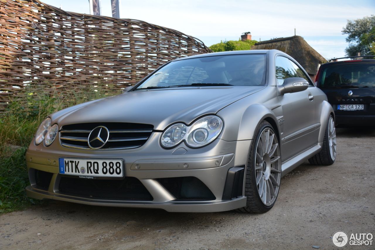 Mercedes benz clk 55 amg 6 november 2016 autogespot for Mercedes benz clk black series
