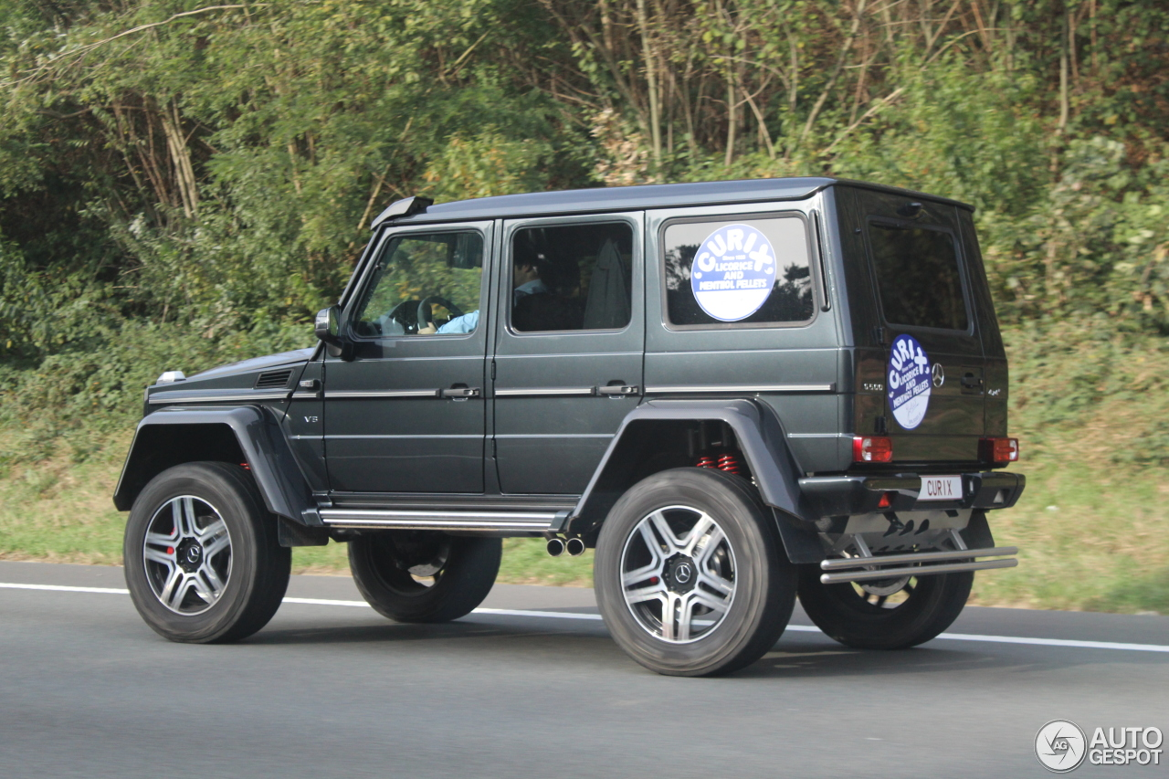 Mercedes benz g 500 4x4 6 2016 autogespot for Mercedes benz g 500
