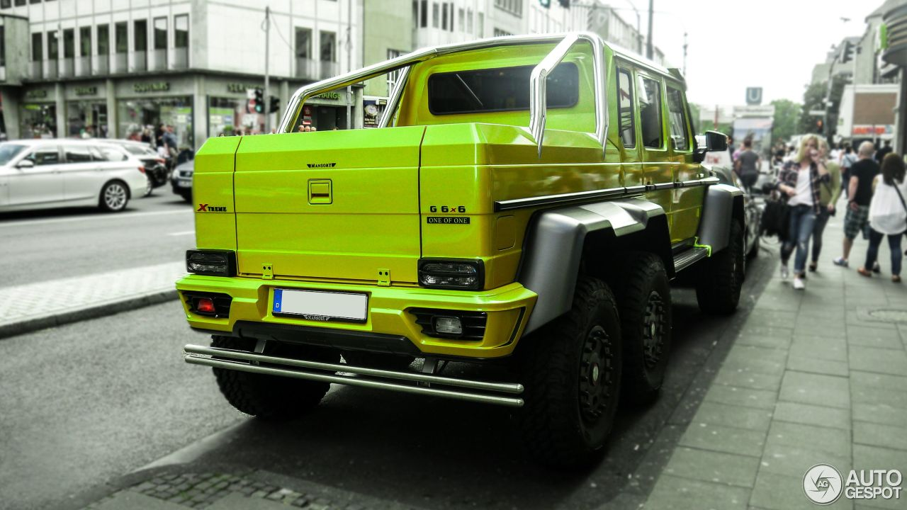 Mercedes benz mansory gronos g 63 amg 6x6 6 november for Mercedes benz g 63 amg 6x6
