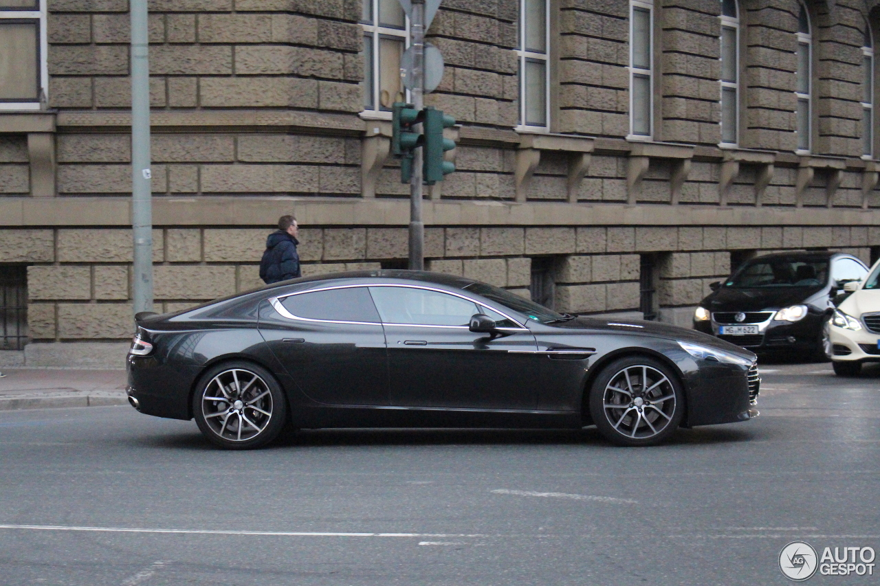 aston martin rapide s 7 november 2016 autogespot. Cars Review. Best American Auto & Cars Review