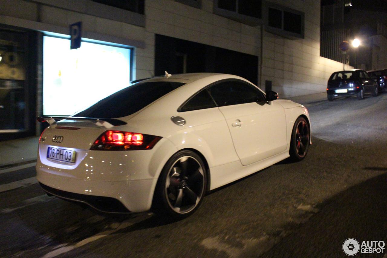 Audi Tt Rs 7 November 2016 Autogespot