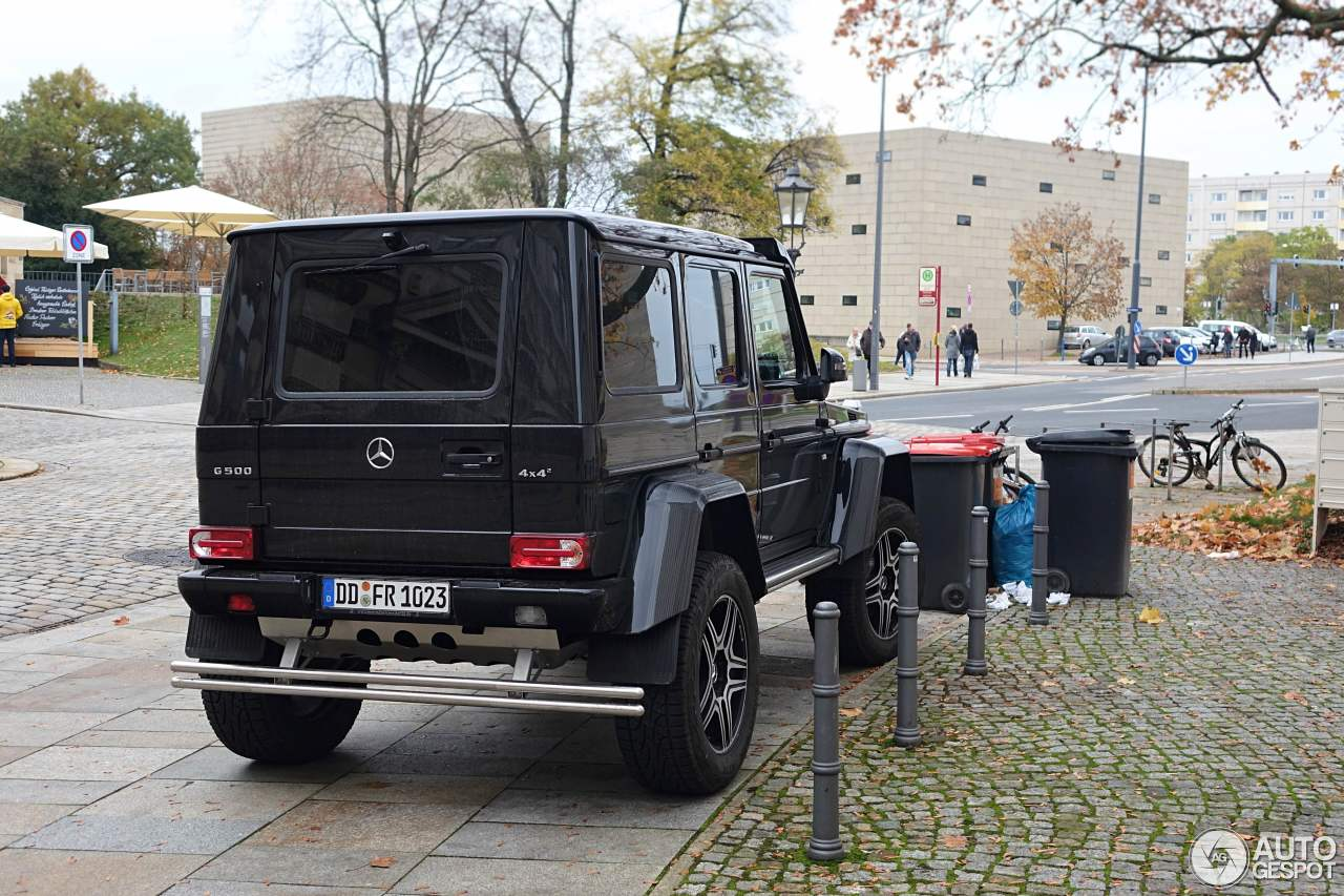 Mercedes benz g 500 4x4 7 november 2016 autogespot for Mercedes benz c 500