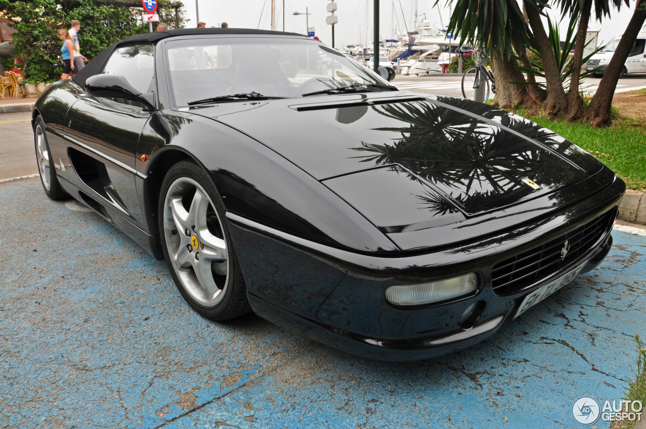 ferrari f355 spider 8 november 2016 autogespot. Black Bedroom Furniture Sets. Home Design Ideas