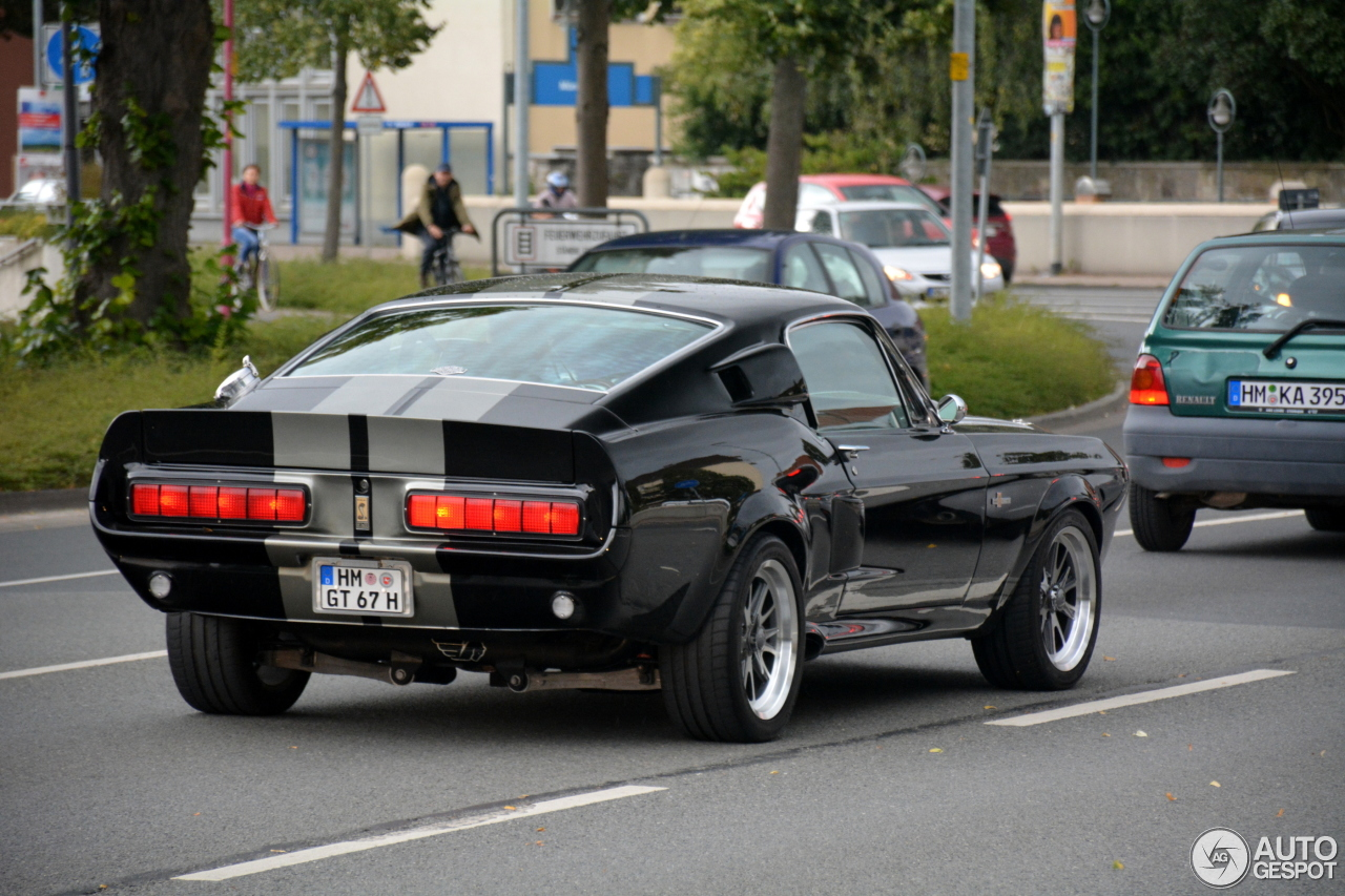 Ford Mustang Shelby G T 500e Eleanor 9 November 2016 Autogespot