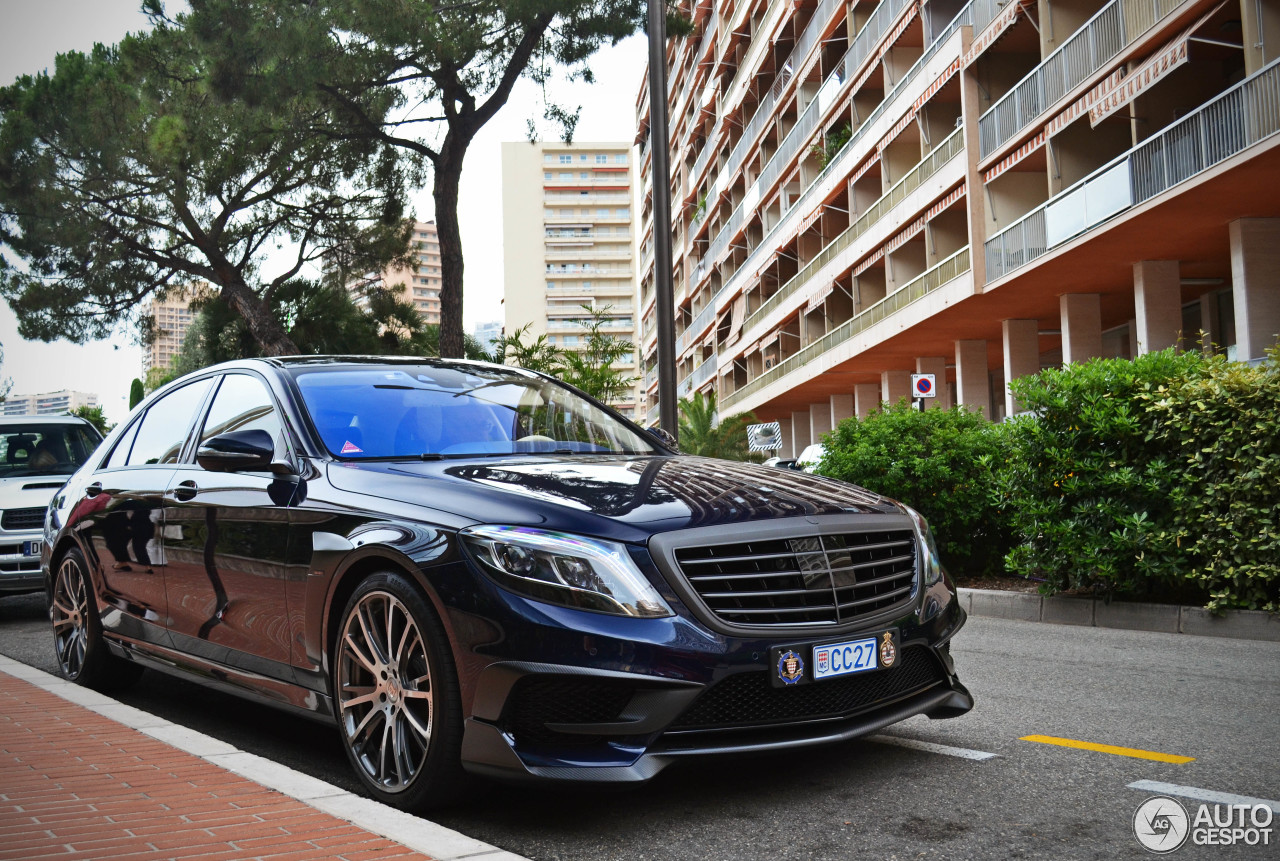 Mercedes benz brabus 850 6 0 biturbo w222 9 november for Mercedes benz 850