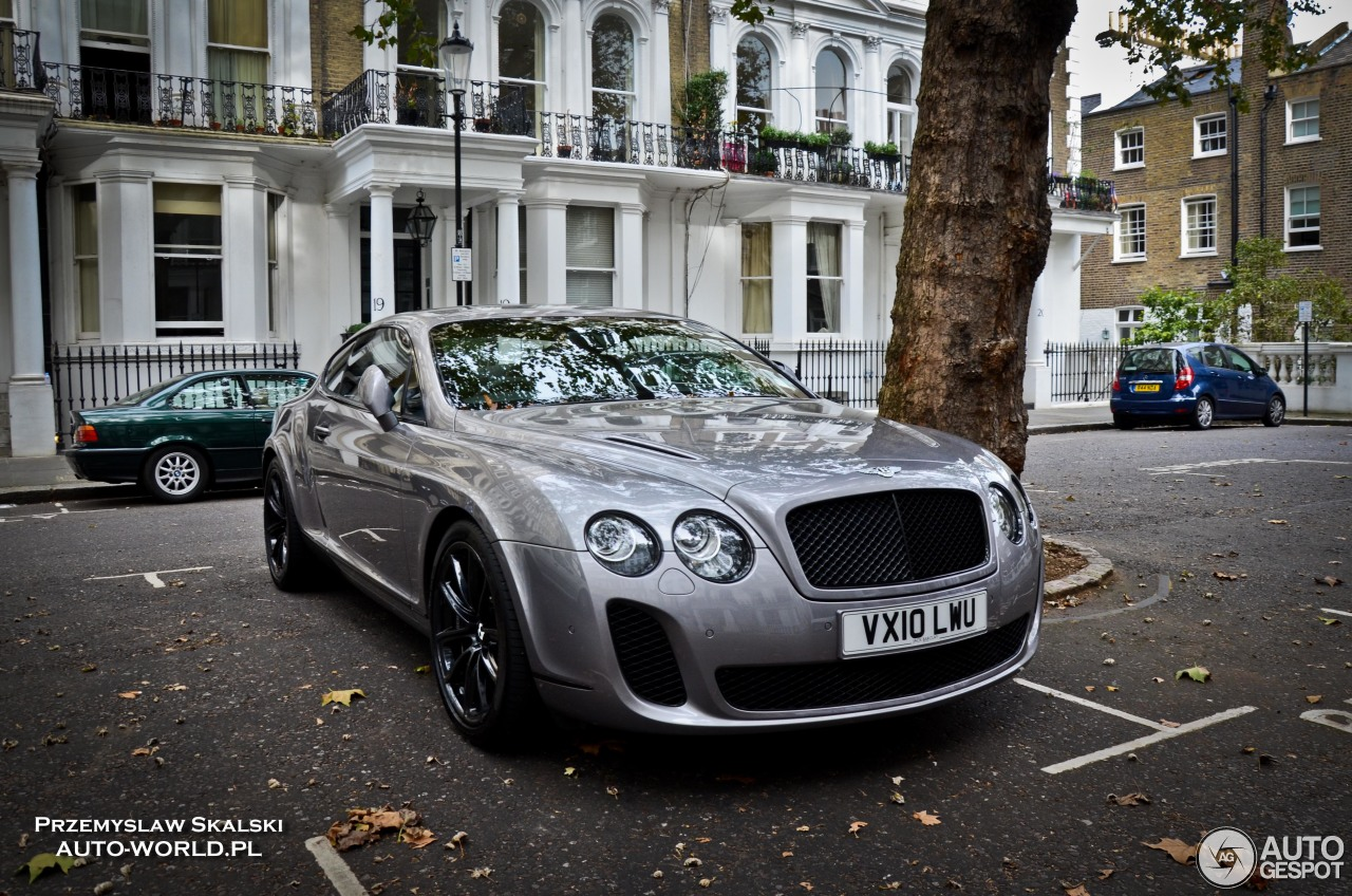 bentley continental supersports coup 10 november 2016 autogespot. Cars Review. Best American Auto & Cars Review