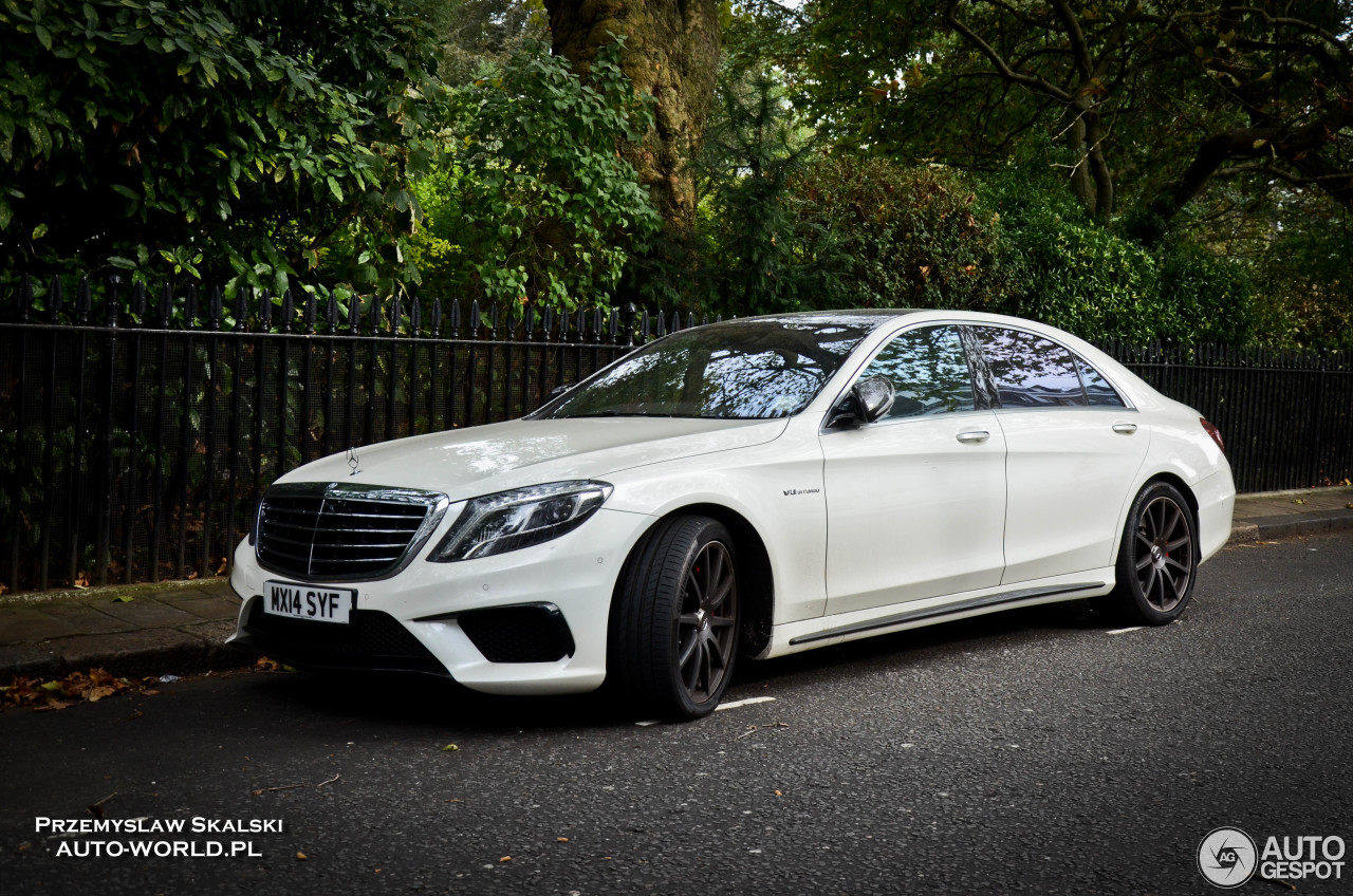 mercedes benz s 63 amg w222 10 november 2016 autogespot. Black Bedroom Furniture Sets. Home Design Ideas