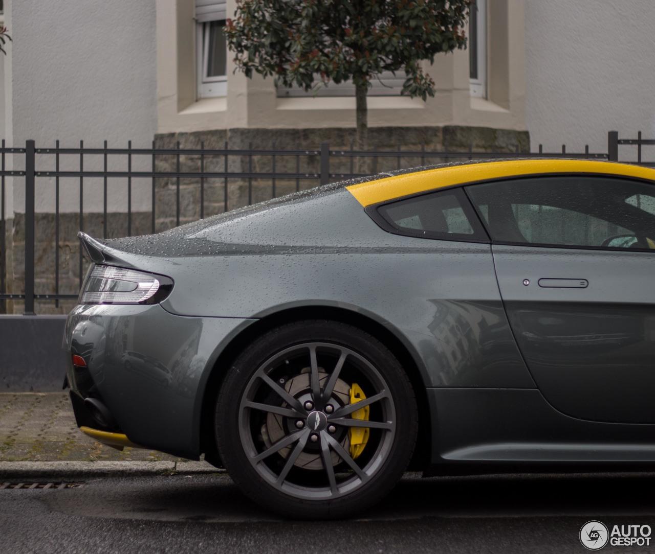 2016 Aston Martin Vanquish Camshaft: Aston Martin V8 Vantage N430