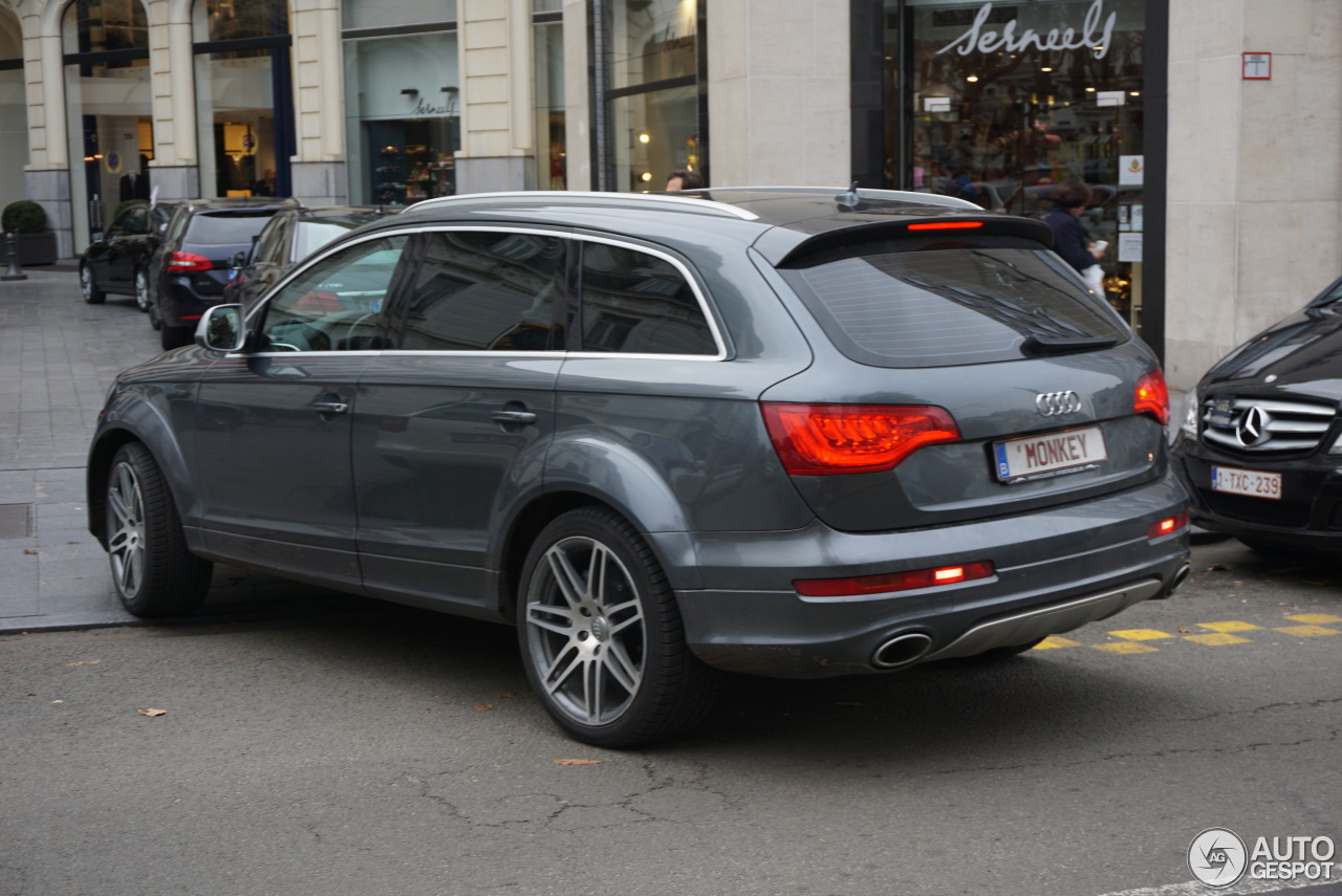 Audi Q7 V12 Tdi 12 November 2016 Autogespot