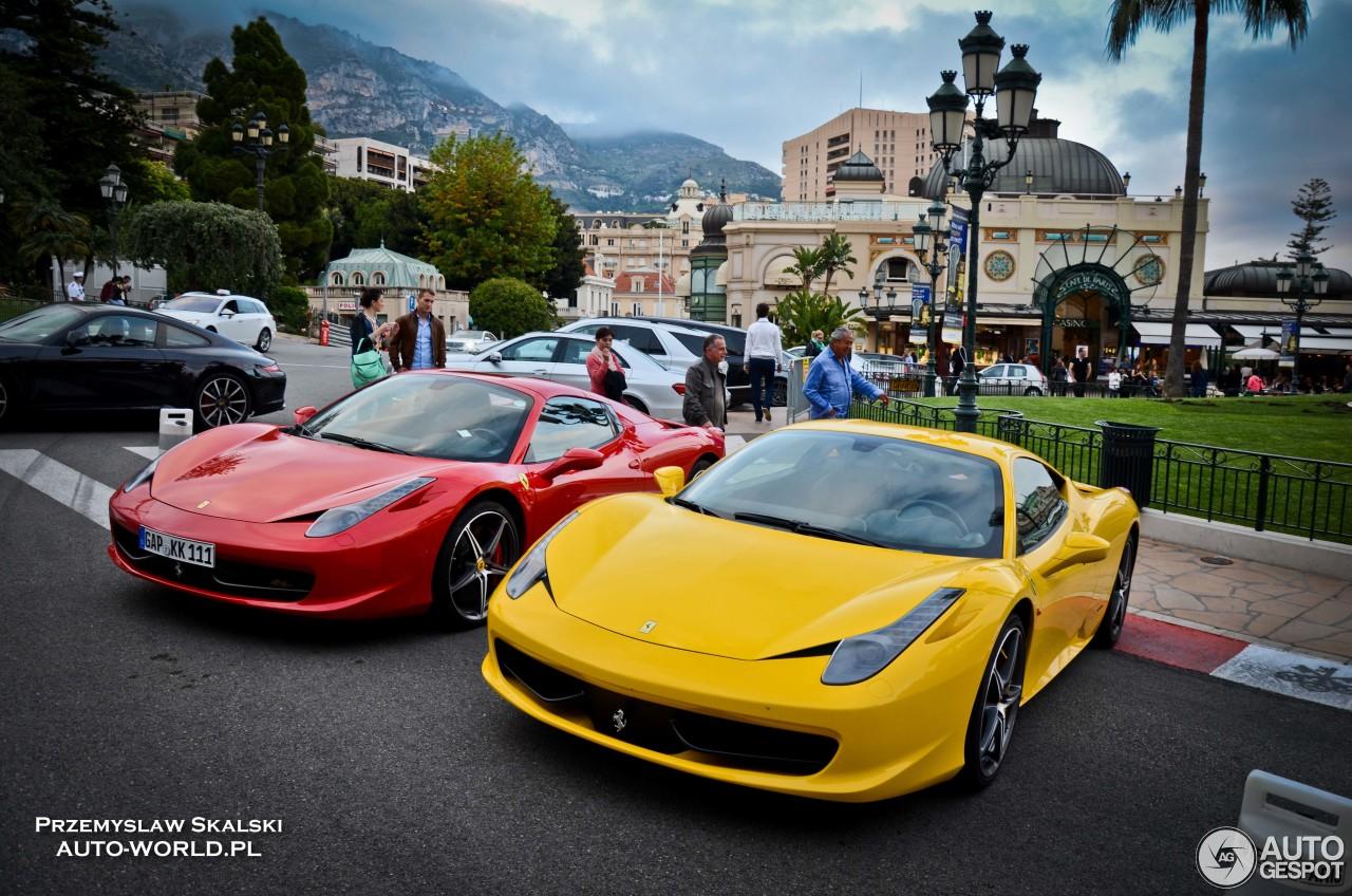 ferrari 458 italia 12 november 2016 autogespot. Cars Review. Best American Auto & Cars Review