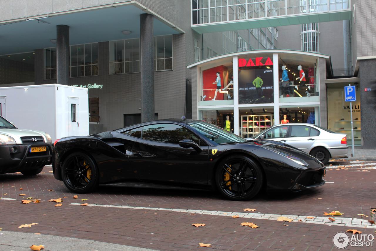 2010 Ferrari 488 GTB photo - 3