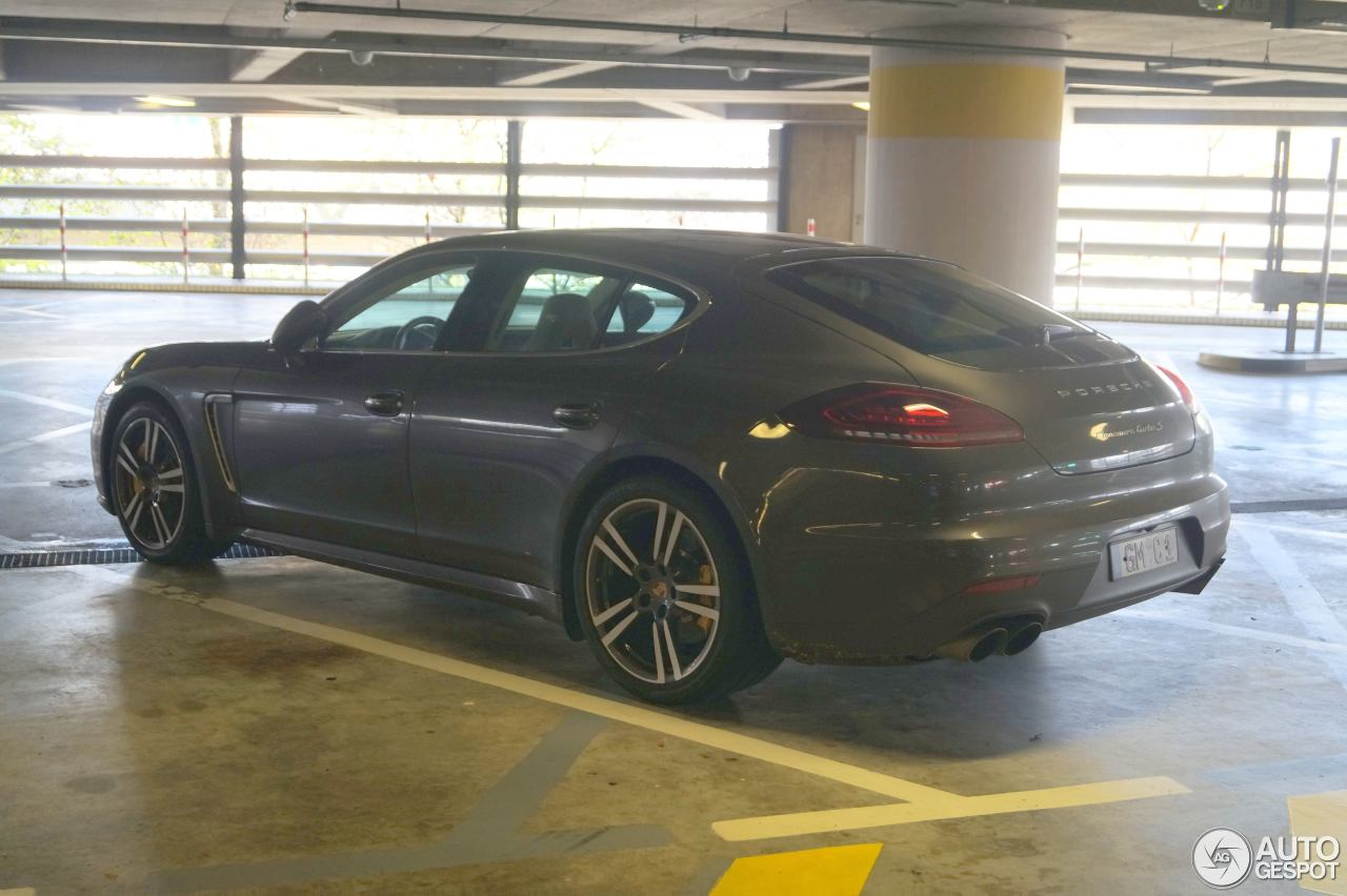 porsche panamera turbo s executive mkii 12 november 2016 autogespot. Black Bedroom Furniture Sets. Home Design Ideas