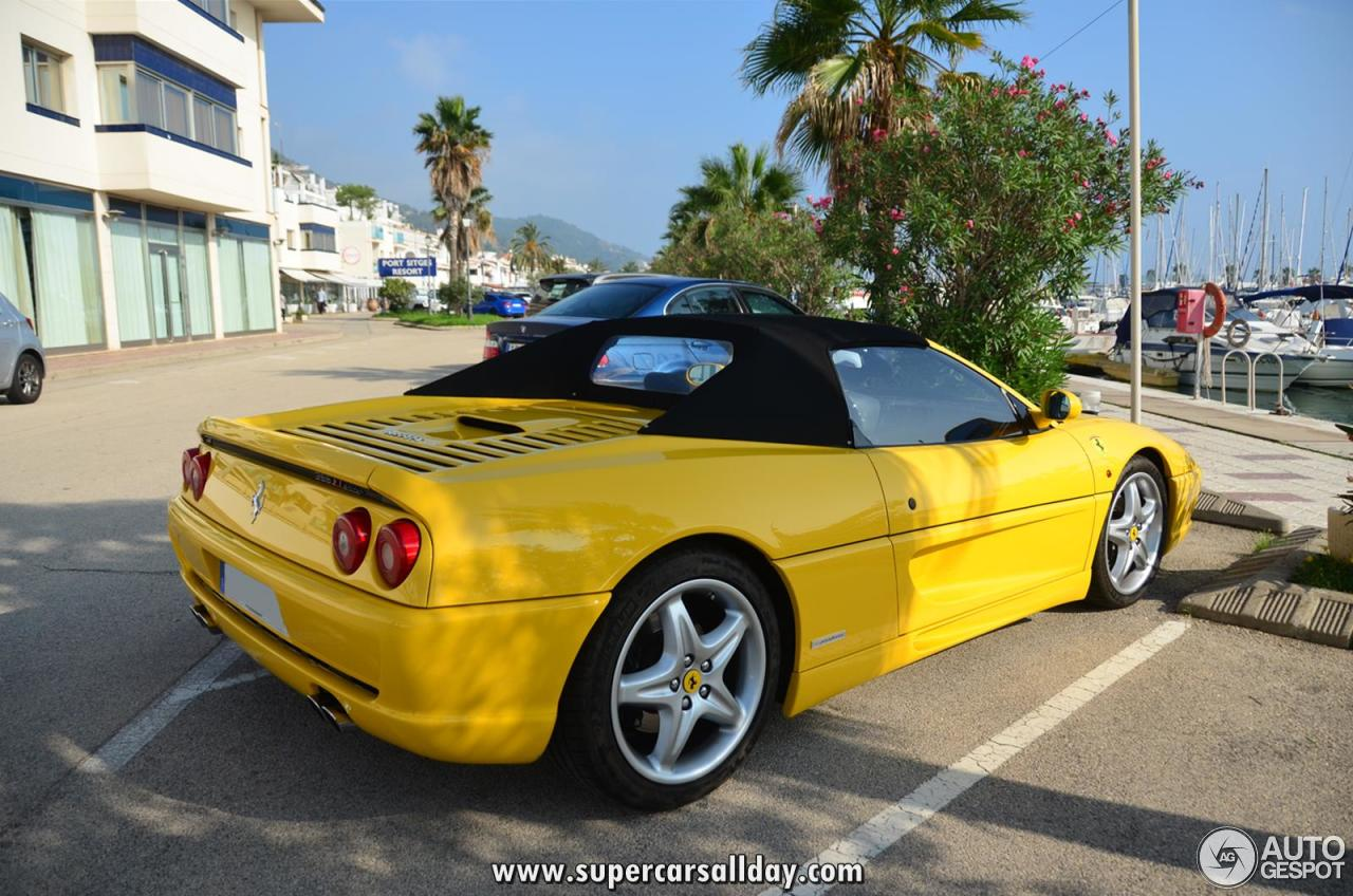 ferrari f355 spider 13 november 2016 autogespot. Black Bedroom Furniture Sets. Home Design Ideas