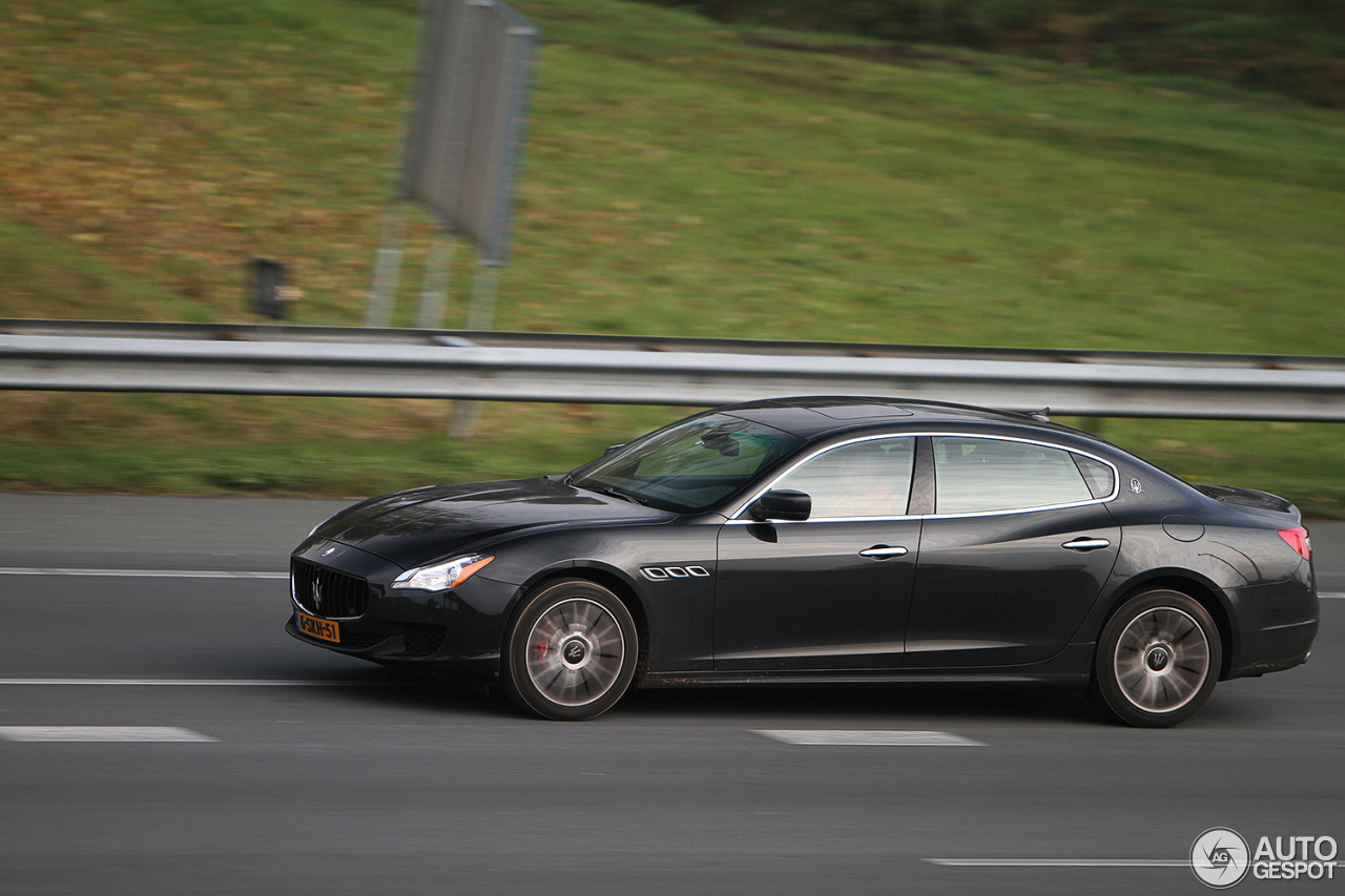 maserati quattroporte gts 2013 13 november 2016 autogespot. Black Bedroom Furniture Sets. Home Design Ideas