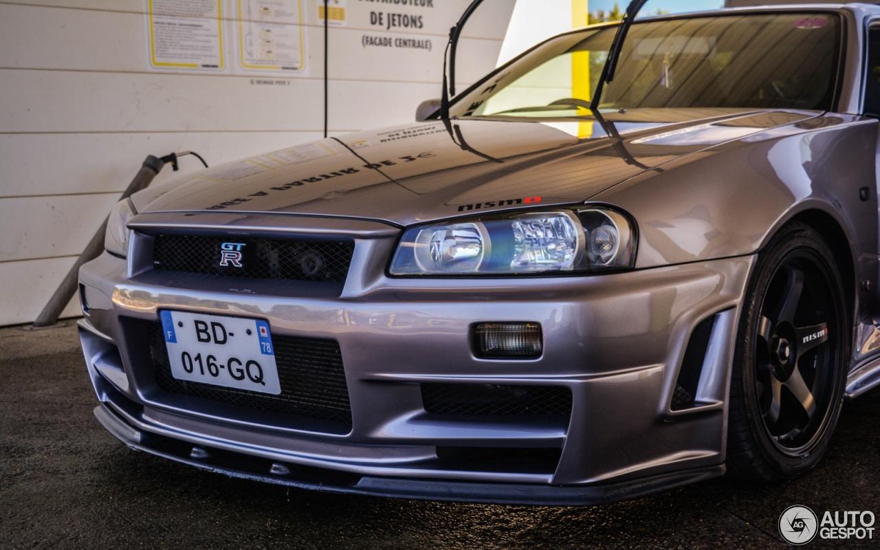 Nissan Skyline R34 GT R 13 November 2016 Autogespot