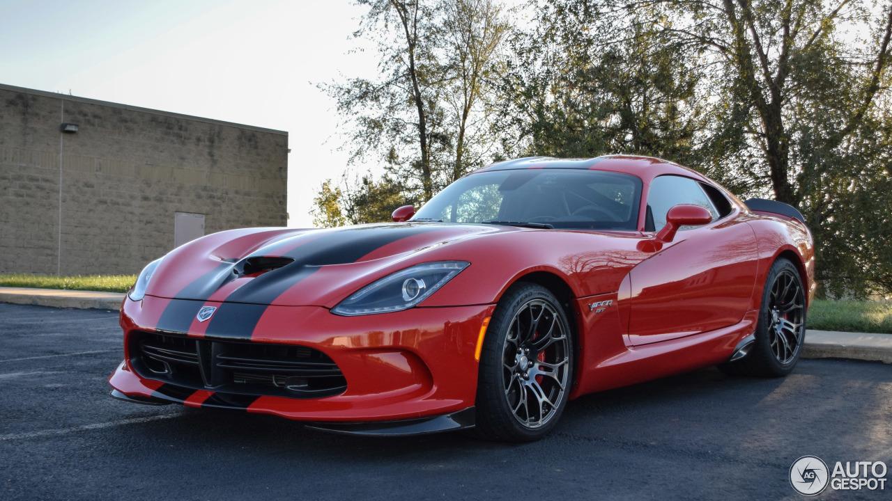 Dodge Viper Used >> SRT Viper GT - 13 November 2016 - Autogespot