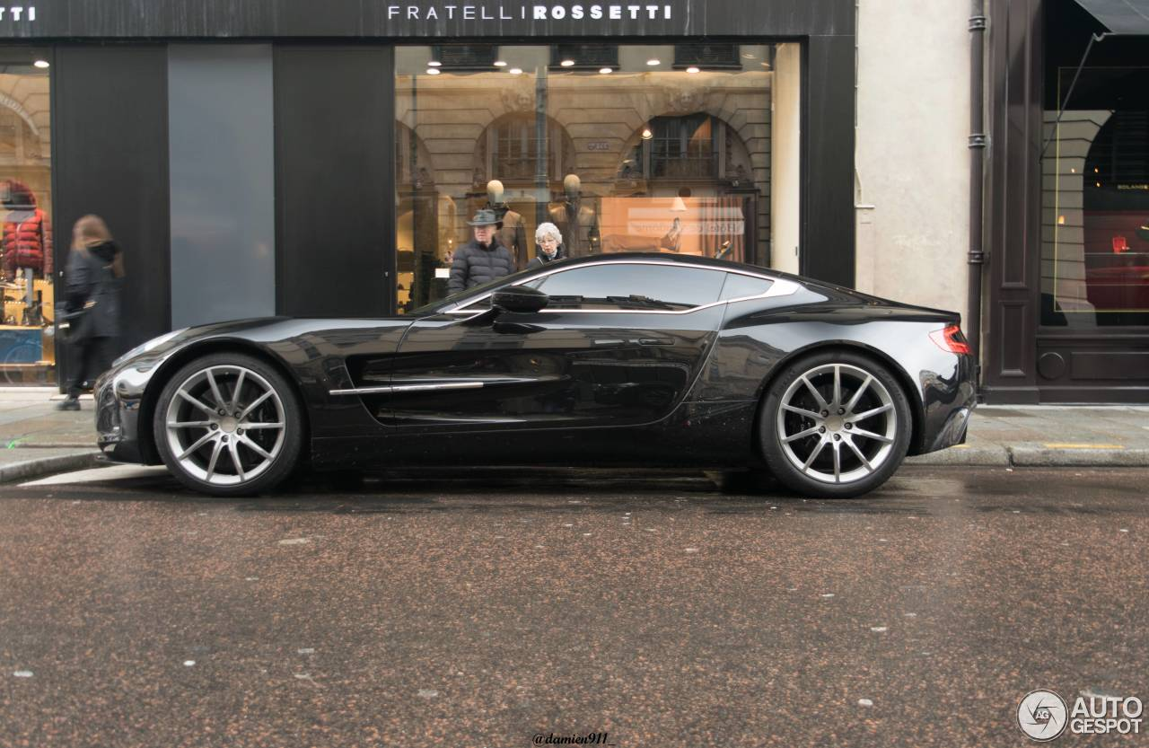 Aston Martin One 77 14 November 2016 Autogespot