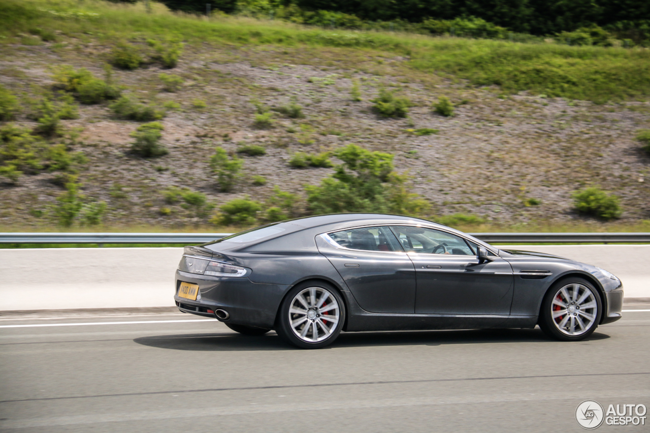 aston martin rapide 14 november 2016 autogespot. Cars Review. Best American Auto & Cars Review