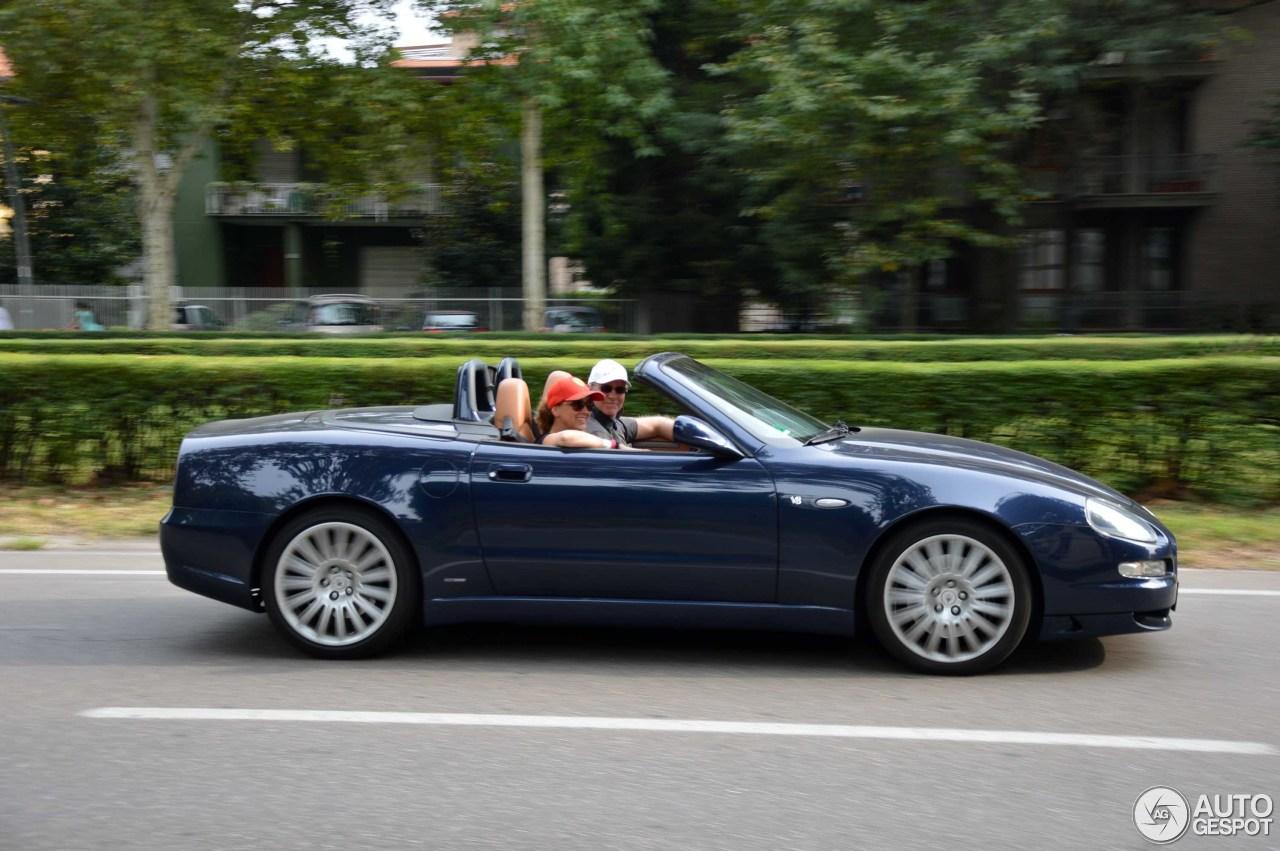 Maserati Spyder 14 November 2016 Autogespot