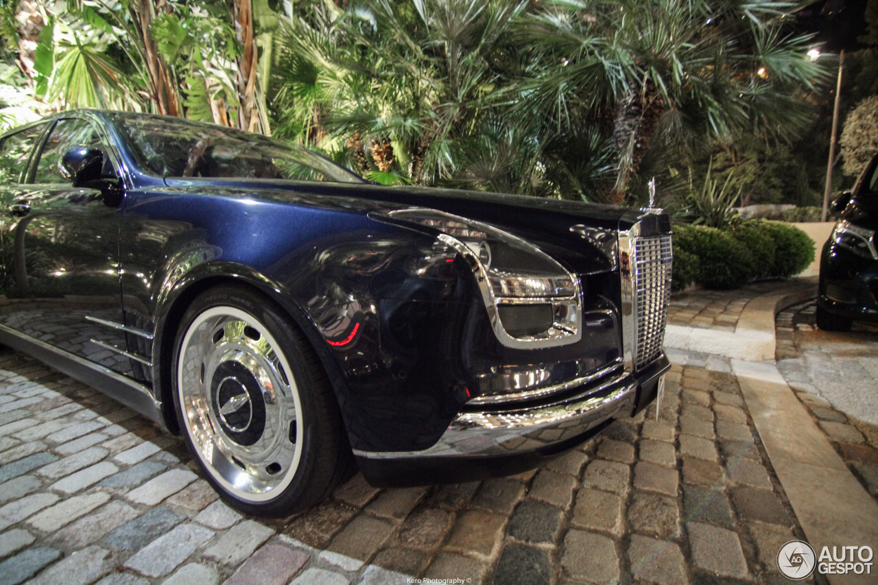 Mercedes benz royale 600 14 november 2016 autogespot for Mercedes benz c 600
