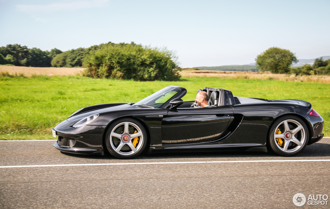 porsche carrera gt 14 november 2016 autogespot. Black Bedroom Furniture Sets. Home Design Ideas