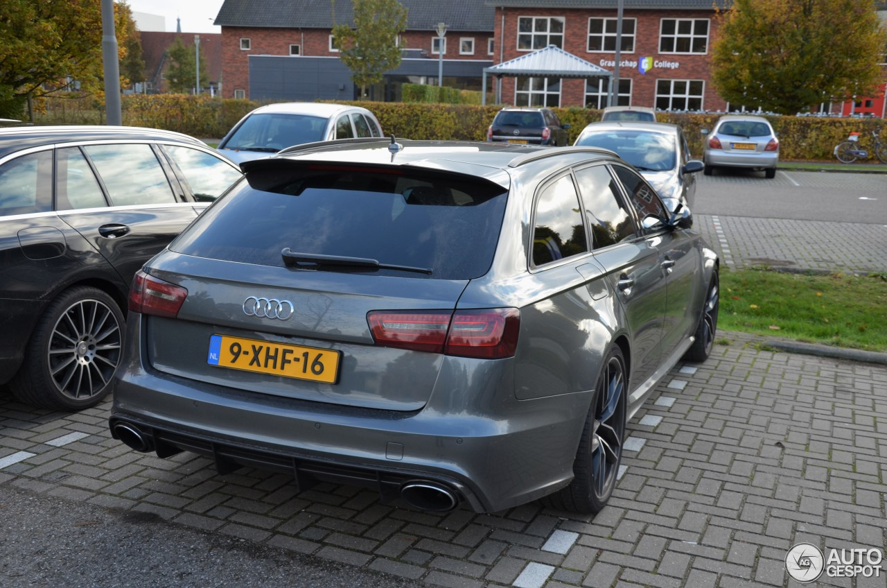 Audi Rs6 Avant C7 15 November 2016 Autogespot