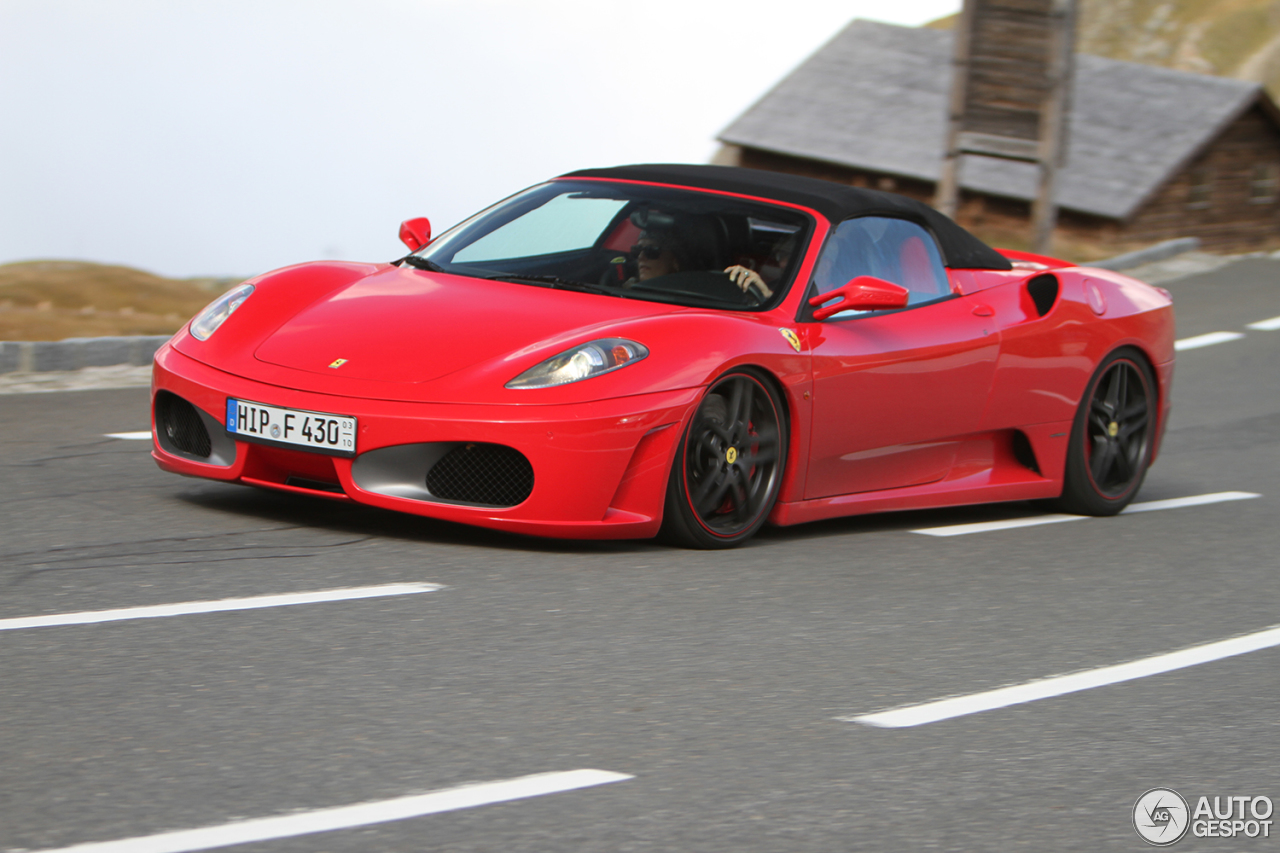 ferrari f430 spider 15 november 2016 autogespot. Black Bedroom Furniture Sets. Home Design Ideas